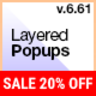 Green Popups (formerly Layered Popups)