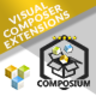 Composium - WP Bakery Page Builder Extensions Addon