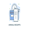GiveWP - Annual Receipts