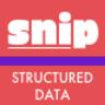 SNIP - Structured Data Plugin for WordPress
